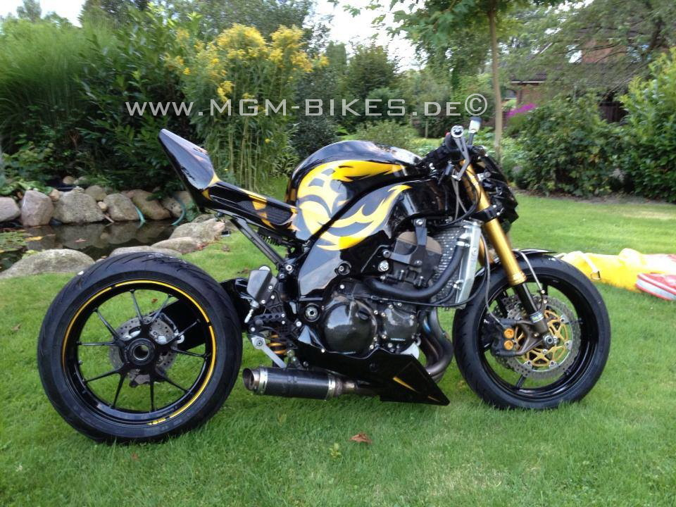 Bikes Of Yamaha R