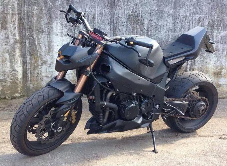 Kawasaki Gsxr