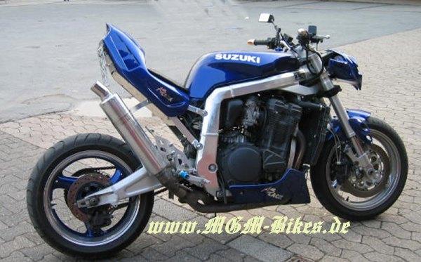 Suzuki Streetfighter